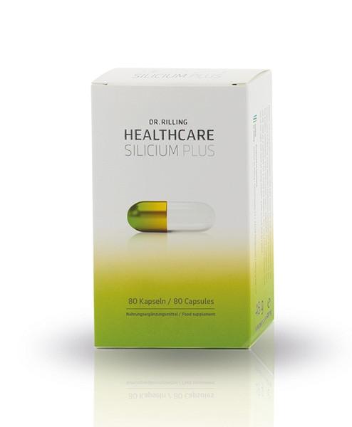 Silicium Plus (80 capsules)